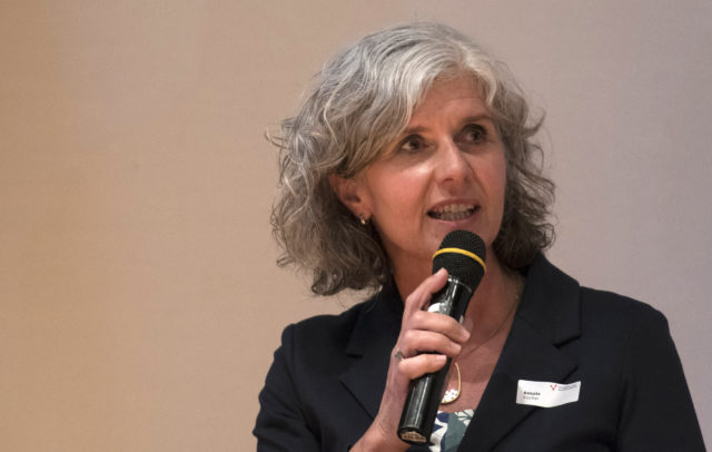 GVA-Mentorin Renate Fischer