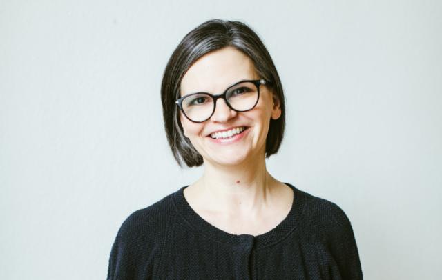GVA-Mentorin Karin Guldenschuh © Angela Lamprecht