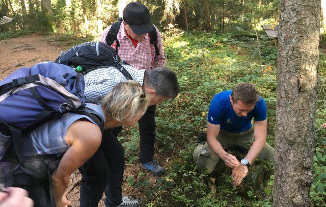 GVA Fachworkshop Naturvermittlung (c) Vorarlberg Tourismus
