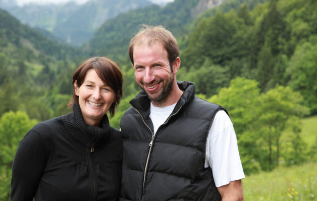 Manuela und Rainer Held