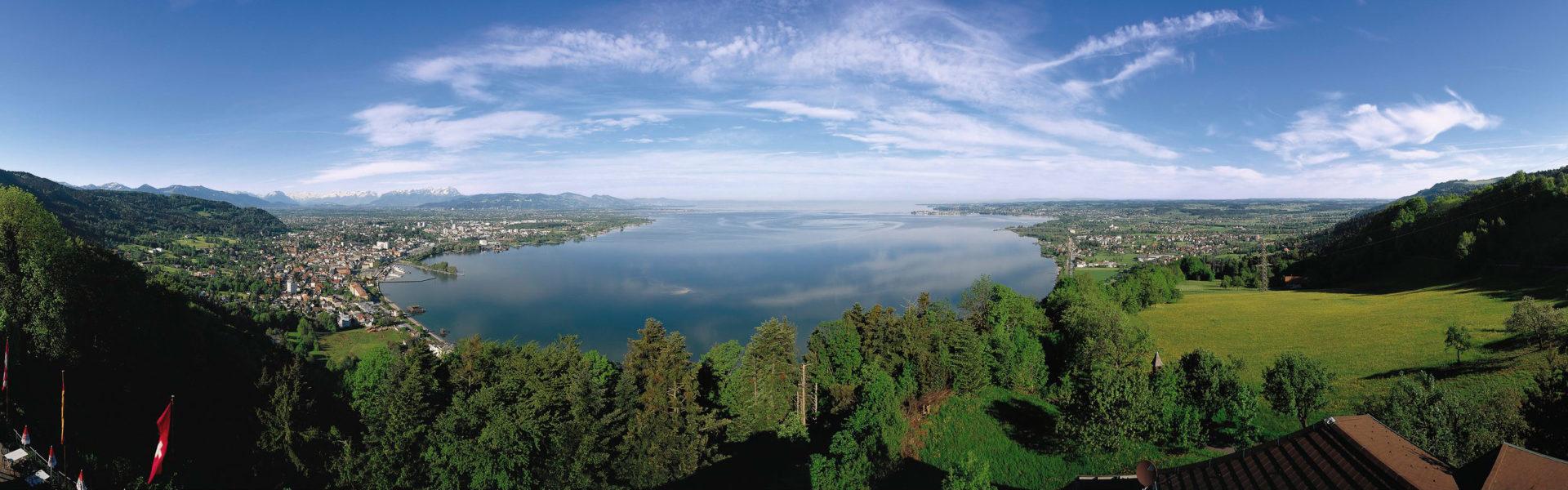 Bodensee-Panorama (c) Walter Vonbank - Vorarlberg Tourismus