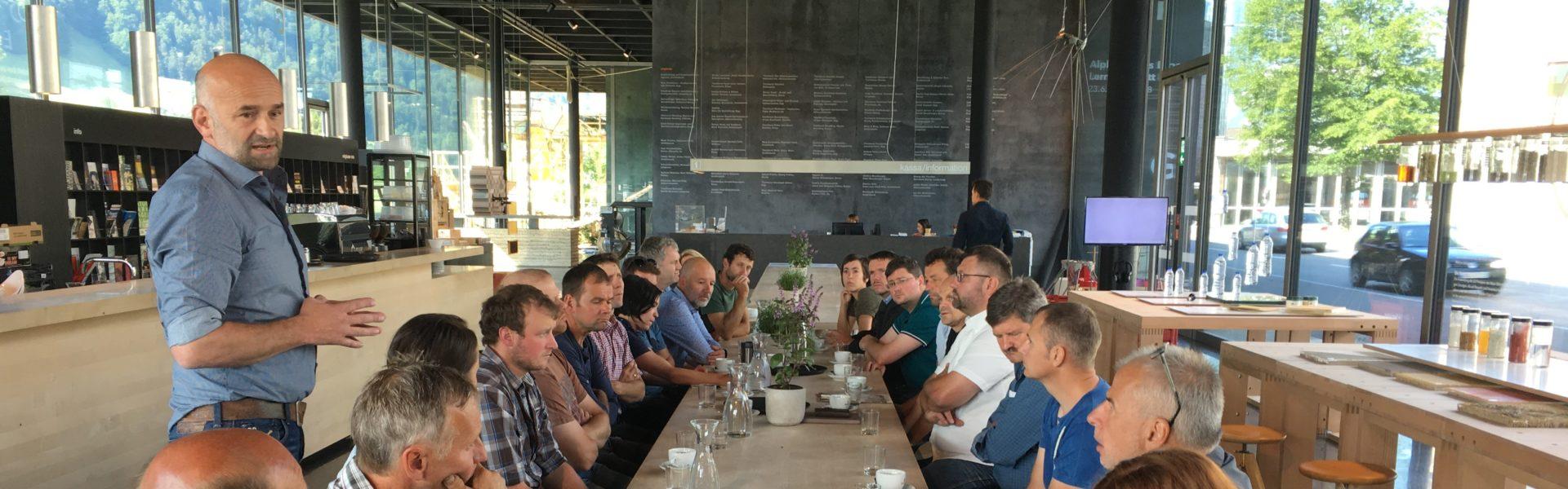 GVA Werkstatt regionale Fleischversorgung (c) Vorarlberg Tourismus
