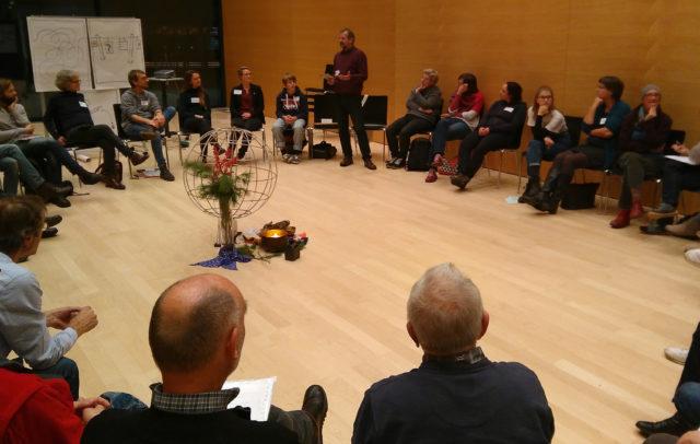 24 Stunden für unser Klima (c) Arbeitsgemeinschaft Erneuerbare Energie Vorarlberg