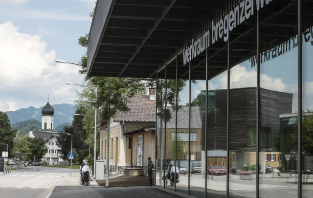 Werkraumhaus © Peter Loewy / Werkraum Bregenzerwald