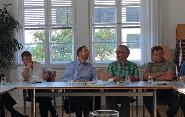 ERFA-Treffen - amtliche Lebensmittelkontrolle und Gastronomie (c) Vorarlberg Tourismus