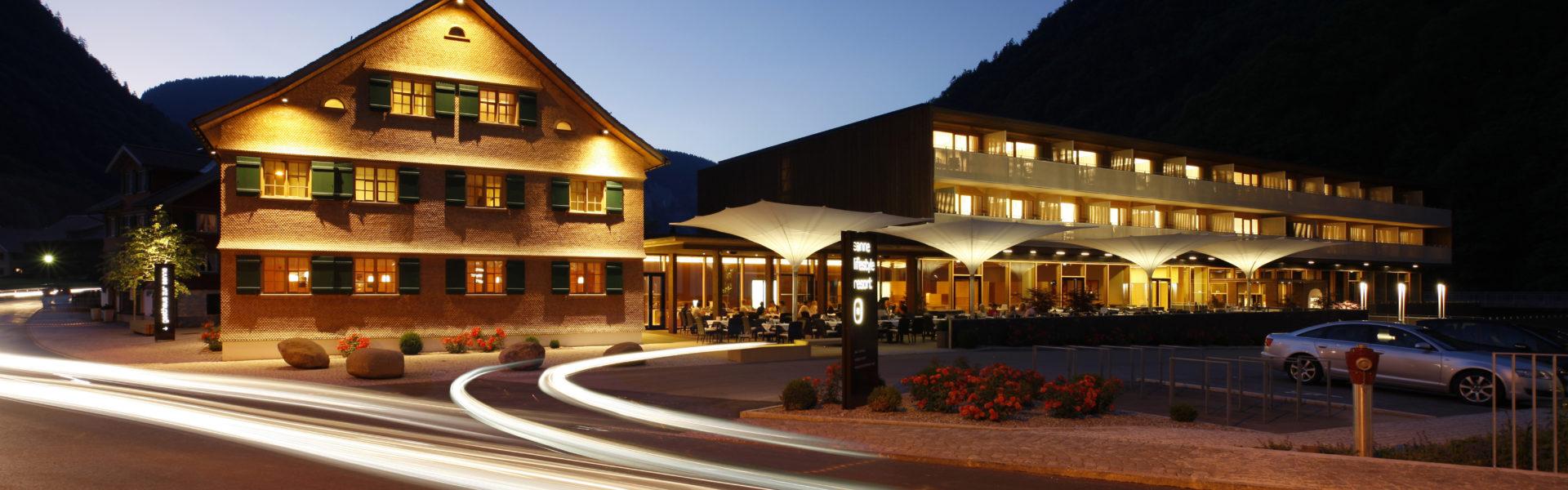 Sonne Lifestyle Resort, Mellau