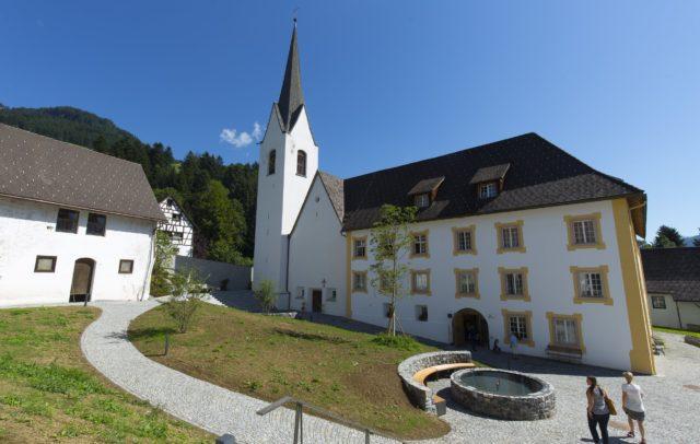 Propstei St. Gerold, (c) Bodensee-Vorarlberg Tourismus