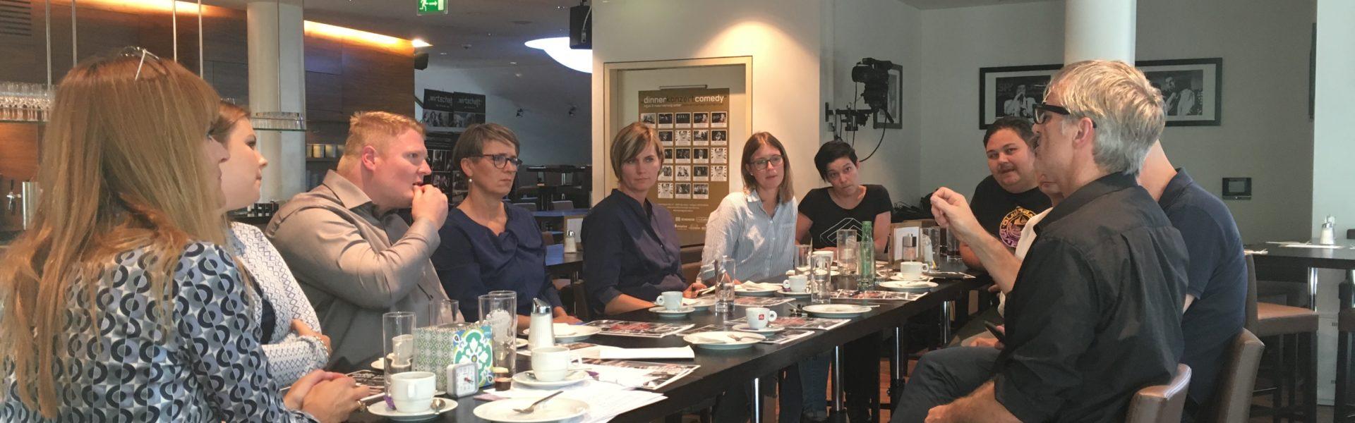 GVA zu Gast in der wirtschaft (c) Vorarlberg Tourismus