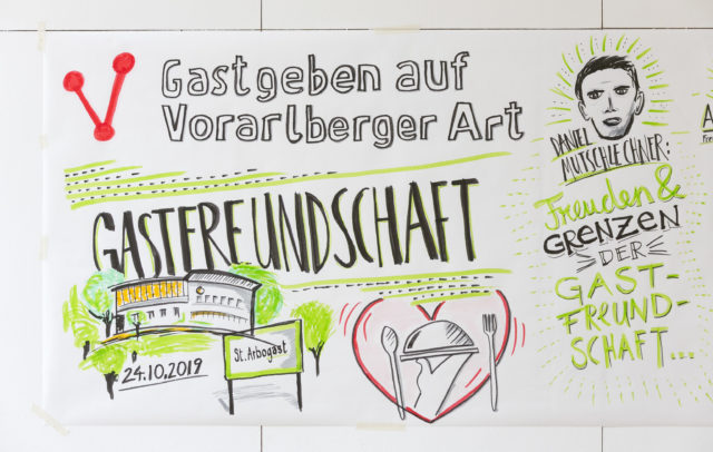 Symposion Gastfreundschaft (c) Dietmar Mathis / Vorarlberg Tourismus