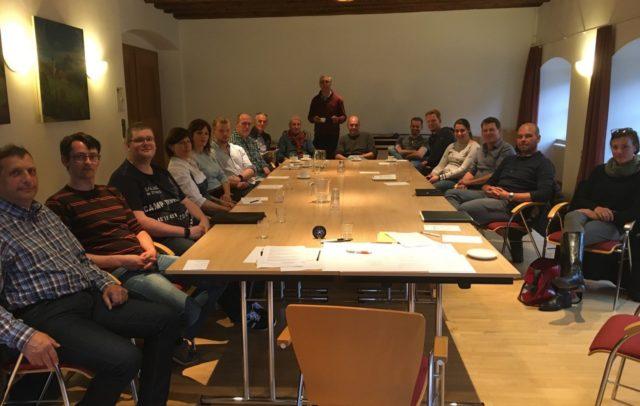 ERFA-Treffen Lebensmittelkontrolle und Gastronomie (c) Vorarlberg Tourismus