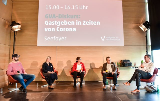 GVA Diskurs 2020 © Udo Mittelberger / Vorarlberg Tourismus