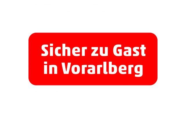 Sicher zu Gast in Vorarlberg (c) Vorarlberg Tourismus