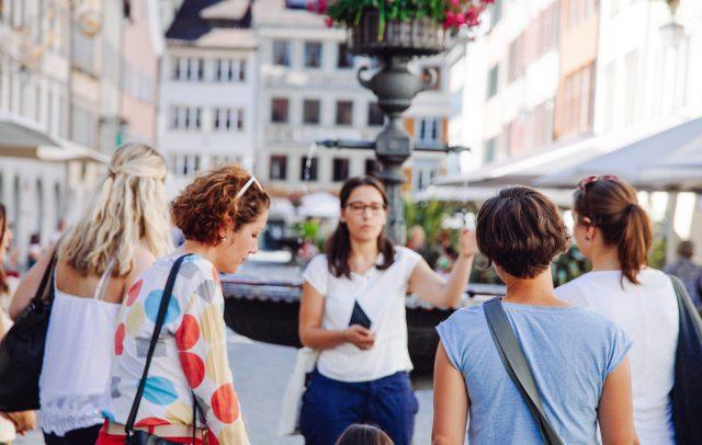 Führungen (c) Magdalena Türtscher-Stadtmarketing und Tourismus Feldkirch GmbH