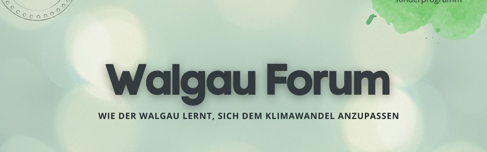 Walgau Forum